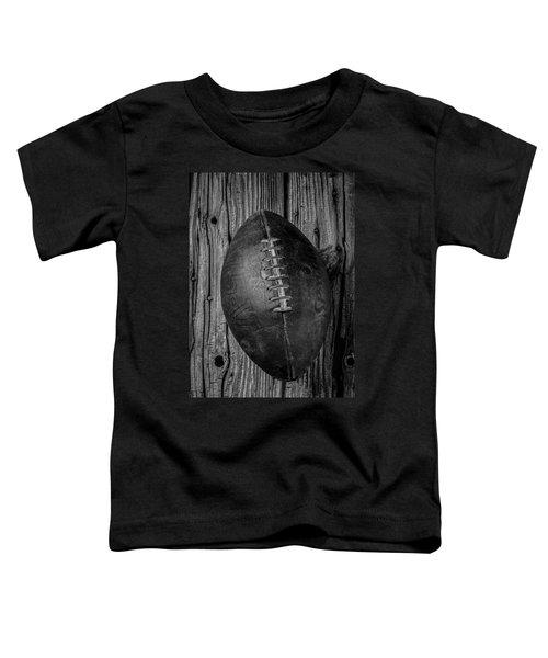 Old Football Toddler T-Shirt