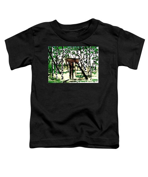 Old Obstacles Toddler T-Shirt
