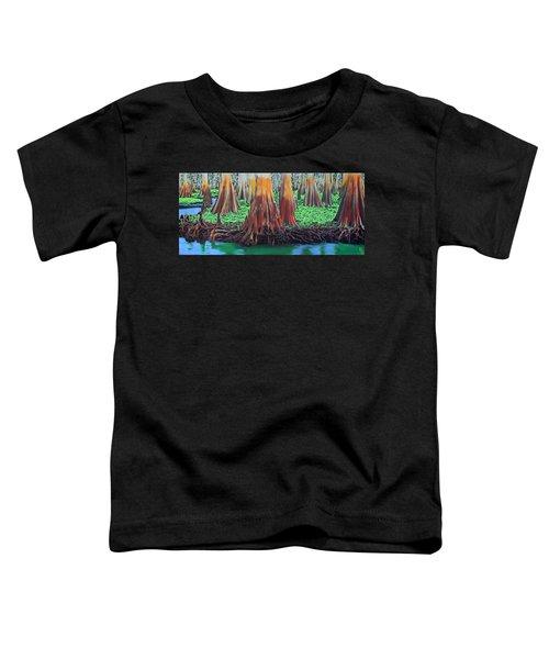 Old Swampy Toddler T-Shirt