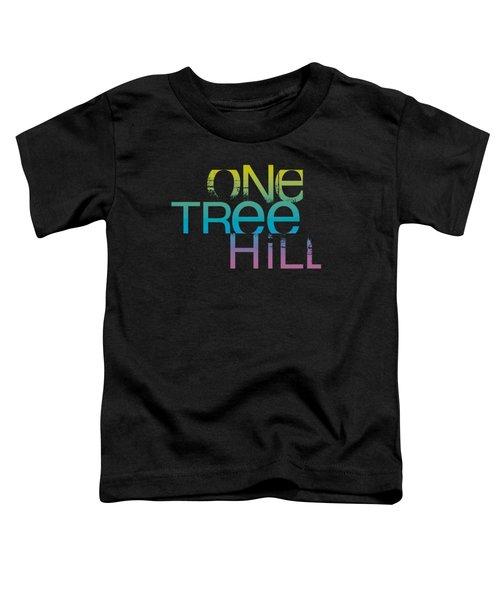 One Tree Hill - Color Blend Logo Toddler T-Shirt