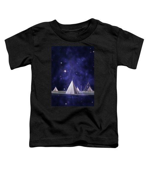 One Tribe Toddler T-Shirt