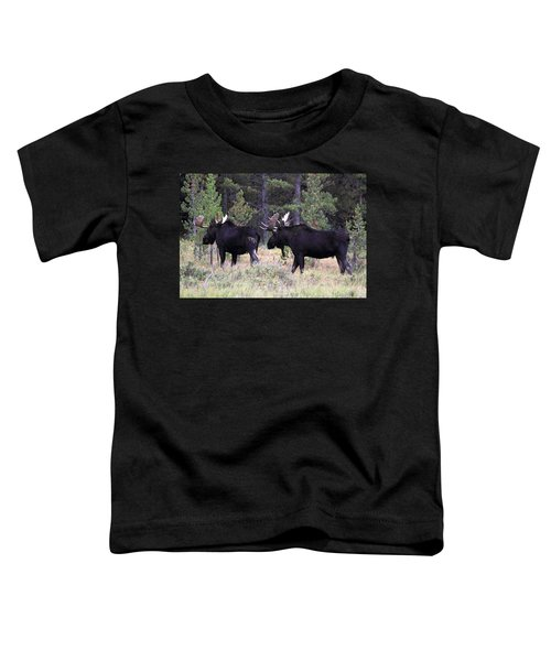 Only A Step Behind Toddler T-Shirt