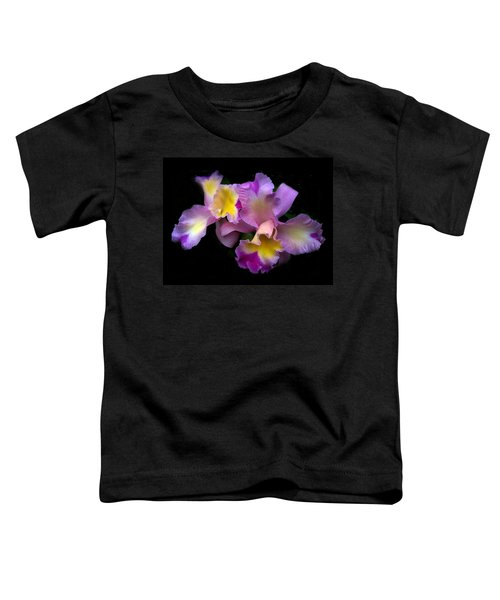Orchid Embrace Toddler T-Shirt
