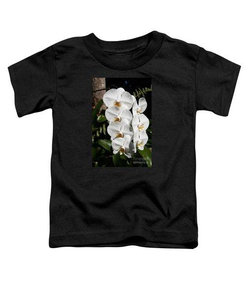 Orchids Anna Toddler T-Shirt