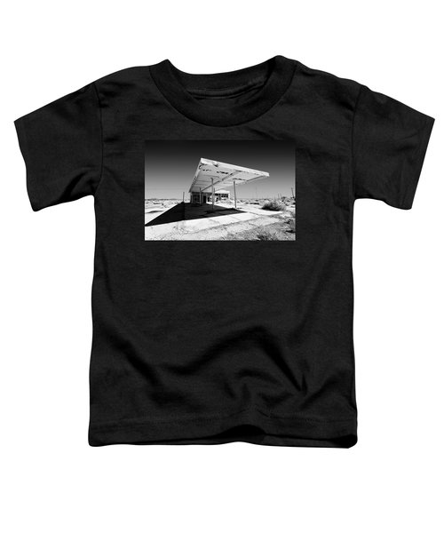 Out Of Gas Toddler T-Shirt