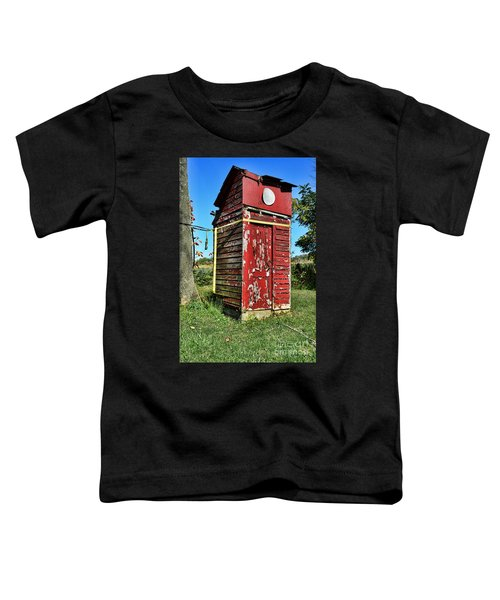 Outhouse 9 Toddler T-Shirt