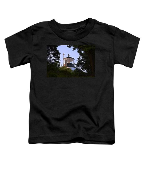 Owl's Head In The Trees Toddler T-Shirt