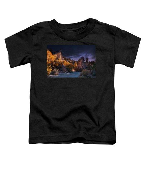 Pahrump - Road To Wheeler Peak Toddler T-Shirt