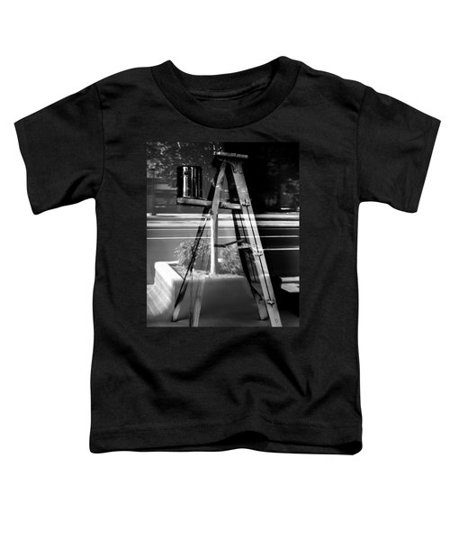 Painted Illusions - Abstract Toddler T-Shirt