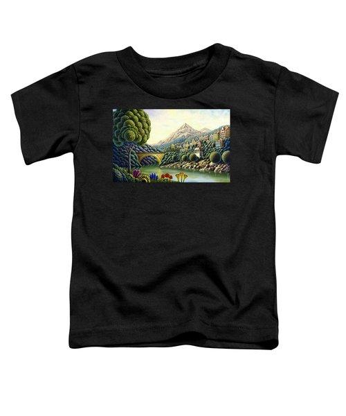 Painters Creek 2 Toddler T-Shirt
