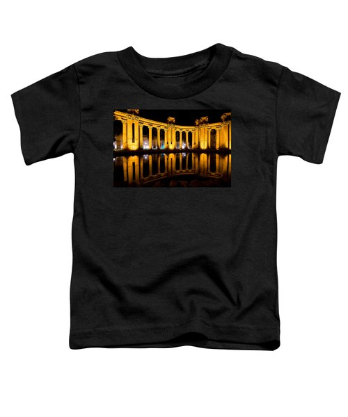 Palace Of Fine Arts San Francisco Toddler T-Shirt