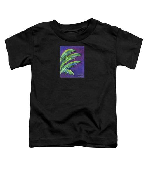 Palms Against The Night Sky Toddler T-Shirt