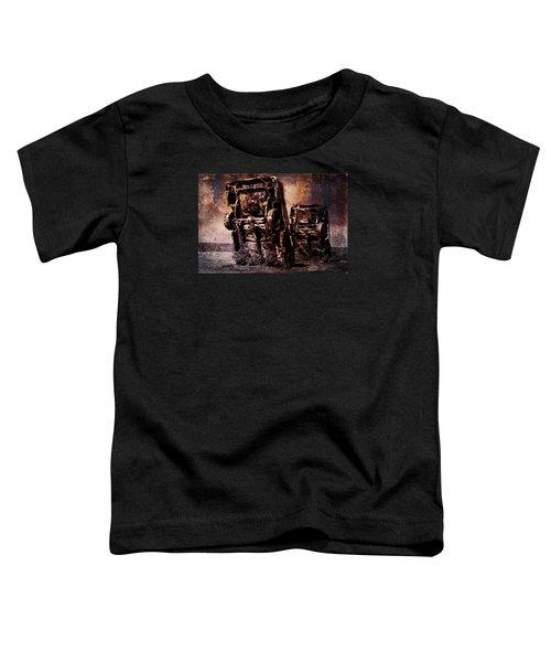 Panic Break Toddler T-Shirt