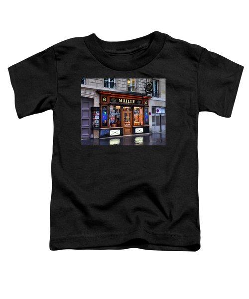 Paris Shop Toddler T-Shirt