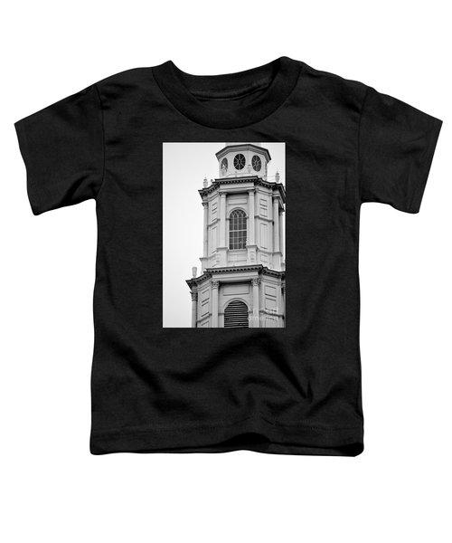 Park Street Church Boston Toddler T-Shirt