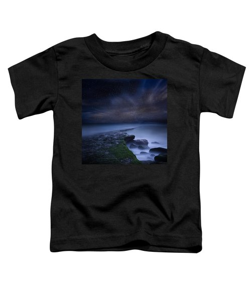 Path To Infinity Toddler T-Shirt
