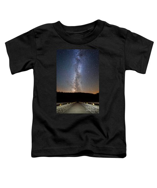 Path To Our Galaxy   Toddler T-Shirt