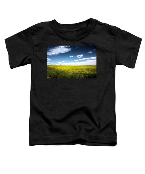 Pawnee Grasslands Toddler T-Shirt