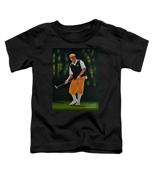 Payne Stewart Toddler T-Shirt