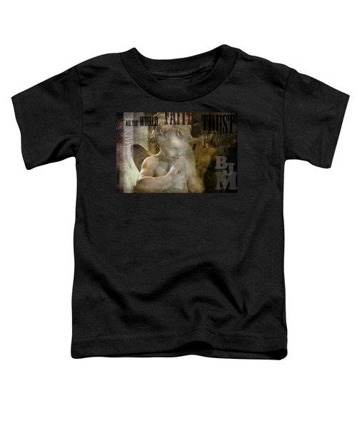 Peter Pan Pixie Dust Toddler T-Shirt
