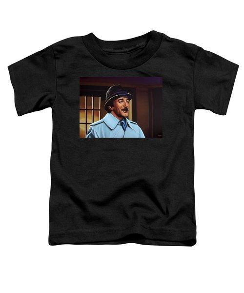 Peter Sellers As Inspector Clouseau  Toddler T-Shirt