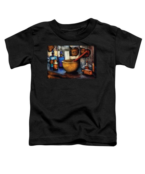 Pharmacist - Mortar And Pestle Toddler T-Shirt