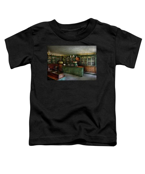 Pharmacy - The Chemist Shop  Toddler T-Shirt