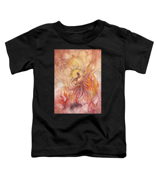 Phoenix Rising Toddler T-Shirt