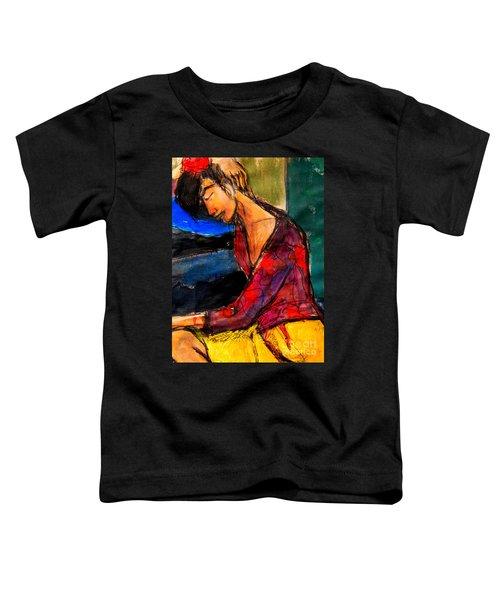 Pia #3 - Detail - Figure Series Toddler T-Shirt