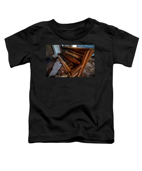 Piano Lessons Toddler T-Shirt