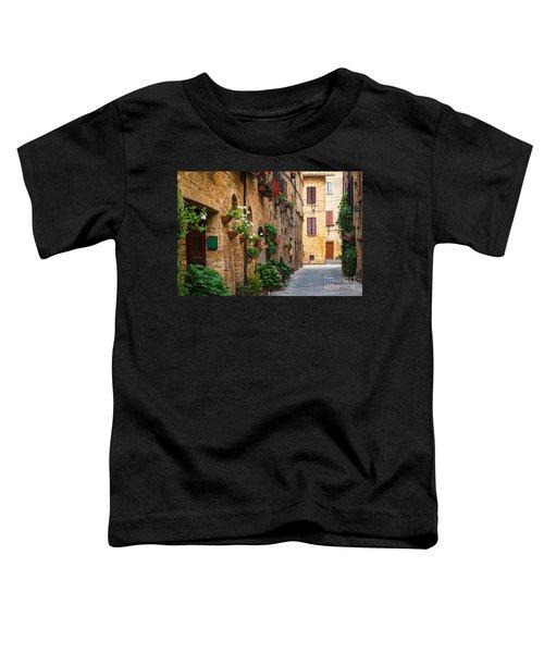Pienza Street Toddler T-Shirt