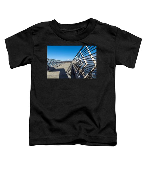 Pier Perspective Toddler T-Shirt