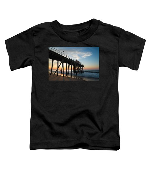 Pier Side Toddler T-Shirt
