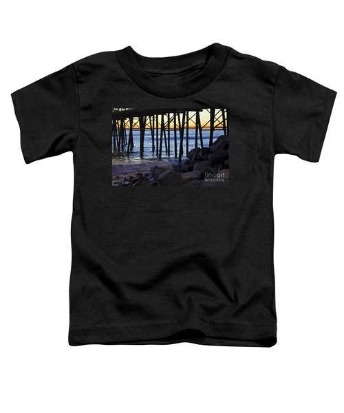 Pier Through  Toddler T-Shirt