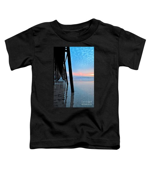 Pier Under Toddler T-Shirt