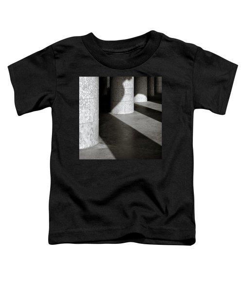 Pillars And Shadow Toddler T-Shirt