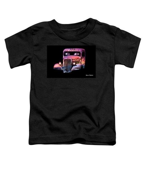 Pin Up Cars - #3 Toddler T-Shirt