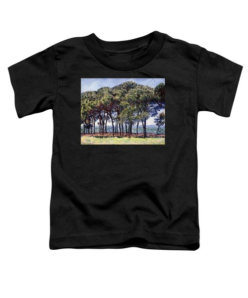 Pines Toddler T-Shirt