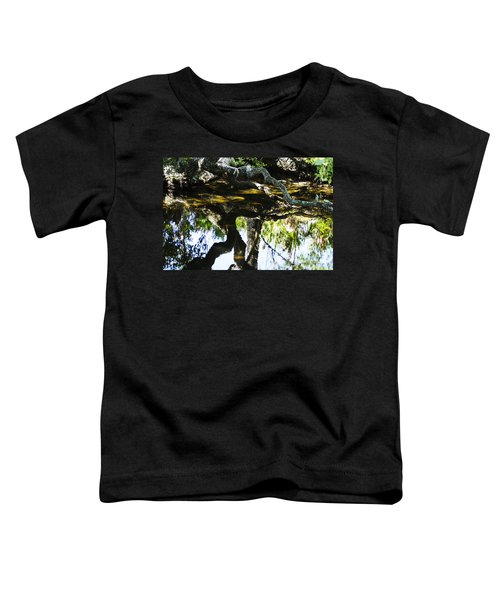 Pond Reflection Toddler T-Shirt