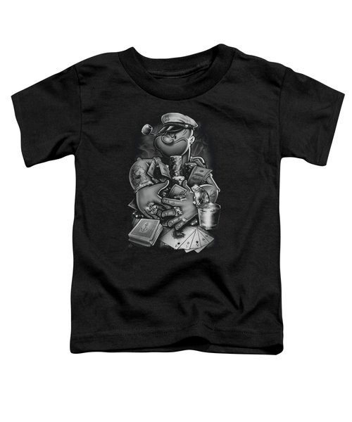 Popeye - Mine All Mine Toddler T-Shirt