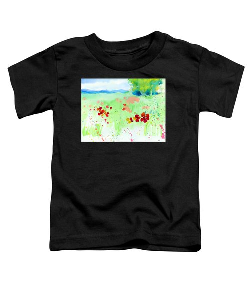 Poppy Passion Toddler T-Shirt