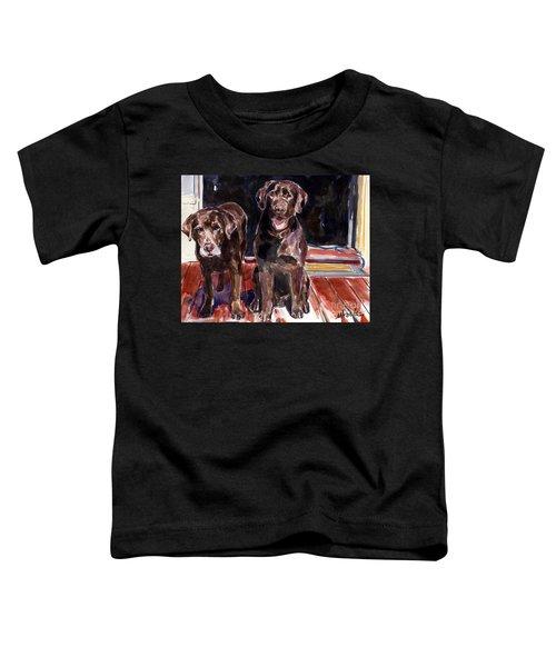 Porch Light Toddler T-Shirt