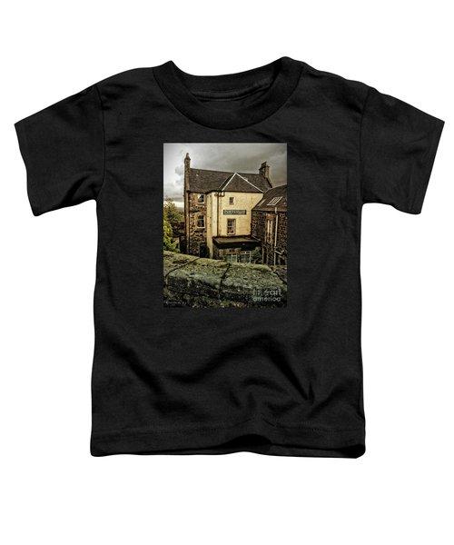 The Portcullis Toddler T-Shirt