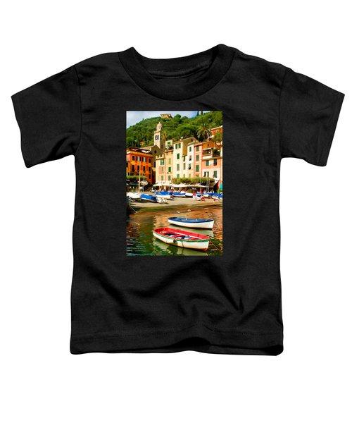Portofino Toddler T-Shirt