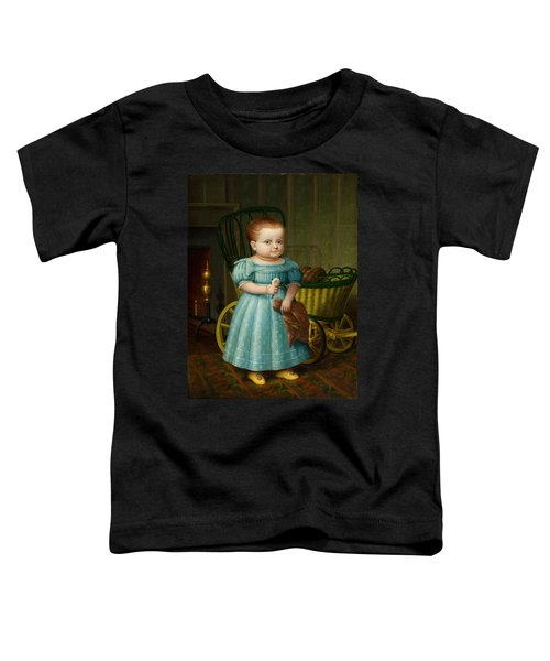 Portrait Of Sally Puffer Sanderson Toddler T-Shirt