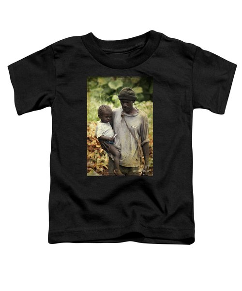 Poverty Toddler T-Shirt
