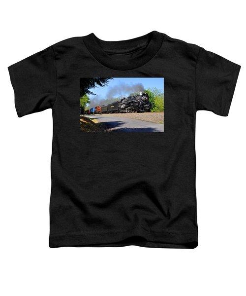 Powerful Nickel Plate Berkshire Toddler T-Shirt