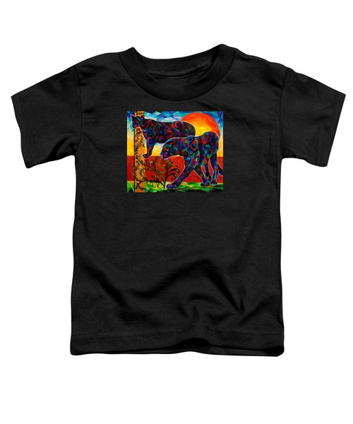 Primal Dance Toddler T-Shirt