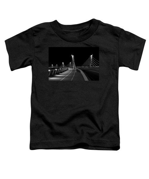 Ptuj Bridge Bw Toddler T-Shirt