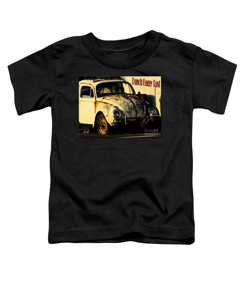 Punch Buggy Rust Toddler T-Shirt